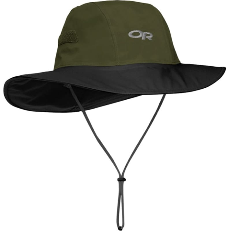Outdoor Research Seattle Sombrero L Forest/Black 82130