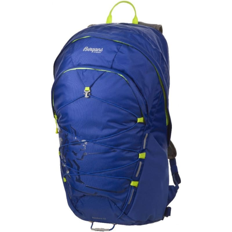Rondane 26L 26, Blue/Neongreen