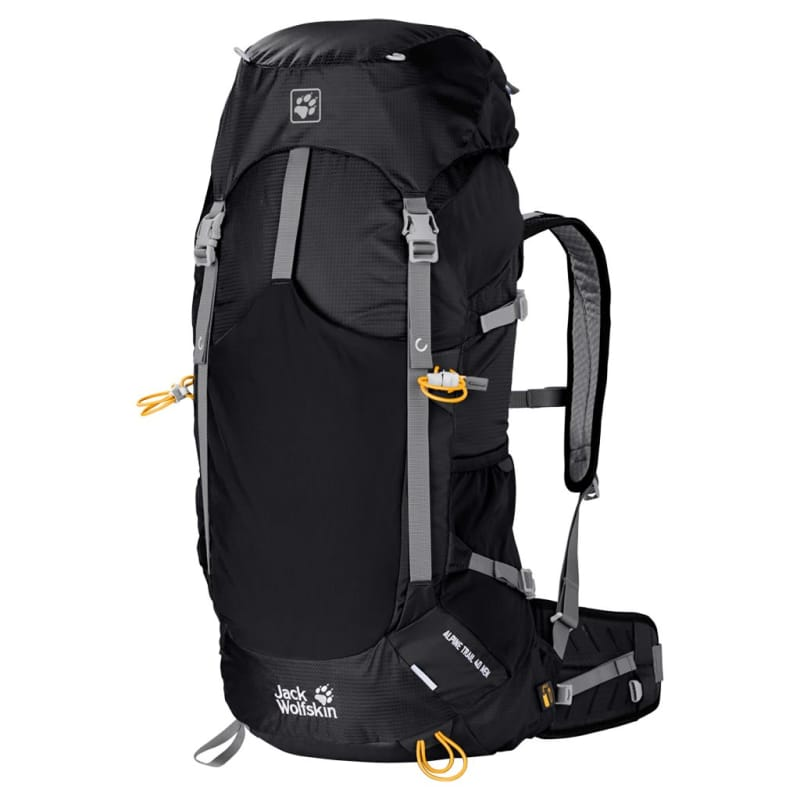 Alpine Trail 40 OneSize, Black