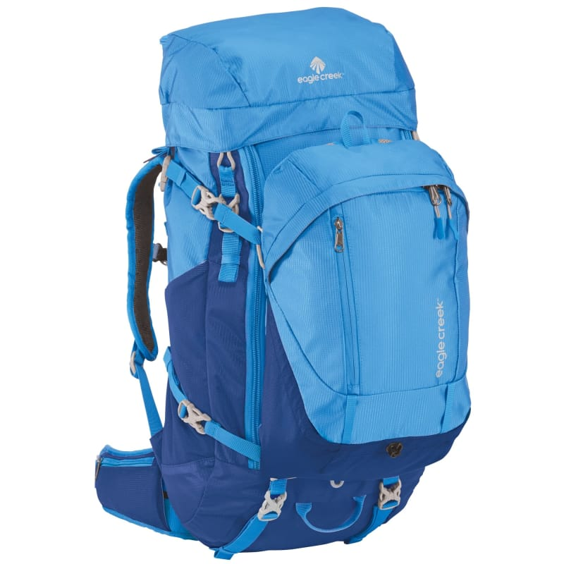 Deviate Travel Pack 60L W OneSize, Brilliant Blue