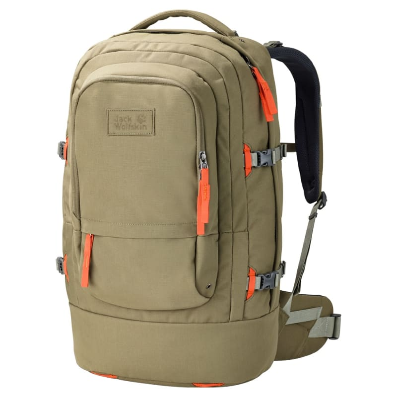 Railrider 40 Pack OneSize, Burnt Olive