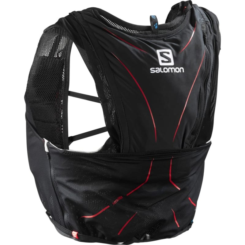 S-Lab Advanced Skin 12 Set XL, Black