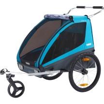 Thule thule coaster xt bike trailer