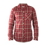 Lundhags flanell shirt red