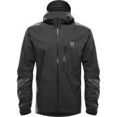 Haglofs l i m iii jacket true black