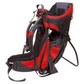 Bergans junior sport red black