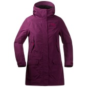 Bergans lone lady jacket plum