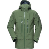 Norrona recon gore tex pro jacket forest green