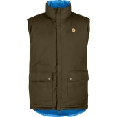 Fjallraven down vest no 6 dark olive