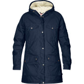 Fjallraven greenland winter parka w dark navy