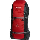 Bergans helium 55l lady red black
