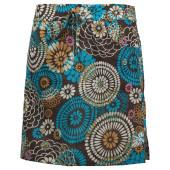 Skhoop summer short skirt aqua