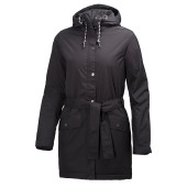 Helly hansen w lyness insulated coat black