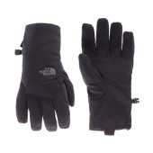 The north face w apex etip glove tnf black