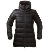 Bergans senja down lady jacket black