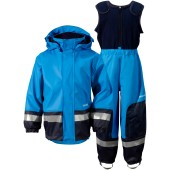 Didriksons boardman kids set sharp blue