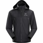 Arc teryx beta lt hybrid jacket women s black