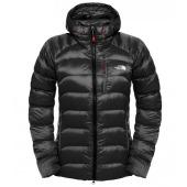 The north face w hooded elysium jacket tnf black tnf black
