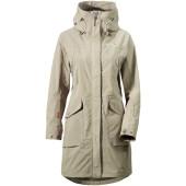 Didriksons thelma women s coat khaki