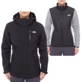 The north face w zenith triclimate jacket tnf black tnf black