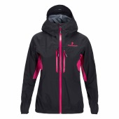 Peak performance women s blacklight 3l active jacket black
