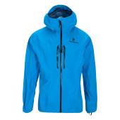 Peak performance men s blacklight 3l active jacket mosaic blue
