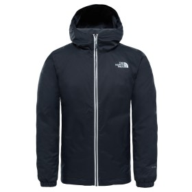 The north face m quest insulated jacket tnf black