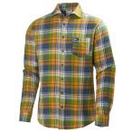 Helly hansen mountain shelter shirt deep steel
