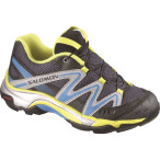 Salomon xt wings k grey denim canary yellow