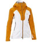 Peak performance women s tour jacket monk orange