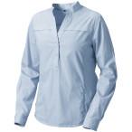 Tierra amazon female shirt light blue