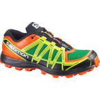 Salomon fellraiser georg orange x sinople green