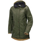 Didriksons olivia women s jacket peat