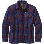 Patagonia m s insulated fjord classic navy w chochinal