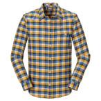 Jack wolfskin edmont shirt men night blue checks
