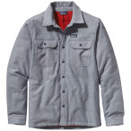 Patagonia men s insulated fjord fancy chambray classic