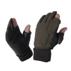 Sealskinz sporting glove olive green