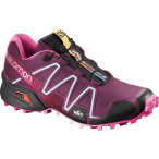 Salomon speedcross 3 w bordeaux hot pink lotus pi