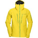 Norrona lofoten gore tex pro jacket men s mellow yellow