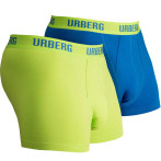Urberg men s boxer set blue green