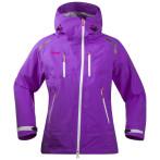 Bergans glittertind lady jacket light amethhyst white hot pink