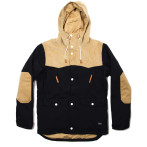 Colour wear kappeli jacket black