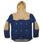 Colour wear kappeli jacket navy