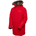 Didriksons melker men s parka red
