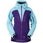 Sweet protection women s voodoo jacket plum purple lightning blue