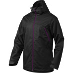 Oakley patrol shell jacket jet black