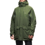 Houdini men s spheric parka mash green