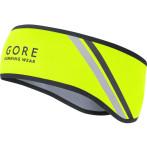 Gore running wear mythos 2 0 ws so headband neon yellow