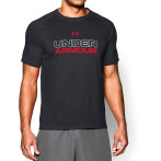 Under armour men s core training wordmark g black
