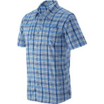Salomon royan ss shirt m midnight blue union blue